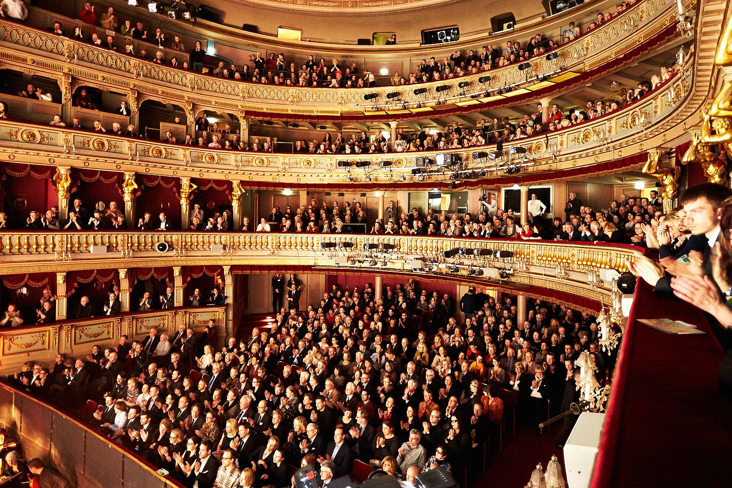 Theater an der Wien Auditorium